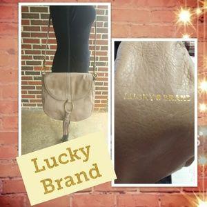 🌠🌠Lucky Brand Athena Flap Saddle Bag🌠🌠